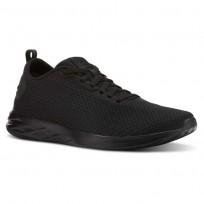 Reebok ASTRO WALK 60 Walking Shoes Mens Black/Coal (102AZNLO)