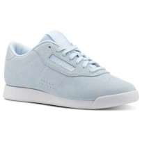 Reebok Princess Shoes Womens Pb-Dreamy Blue/White (103MWVGC)