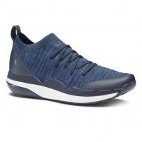 Reebok Ultra Circuit TR ULTK LM Studio Shoes Mens Collegiate Navy/Washed Blue/White (109VIHKP)