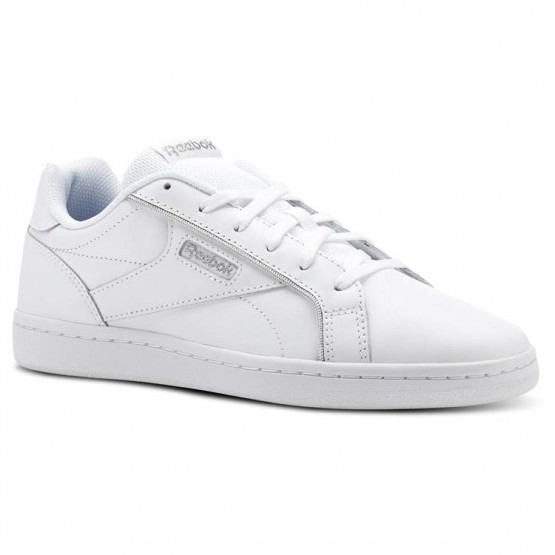 Chaussure Reebok Royal Femme Blanche/Argent (118UPQSO)