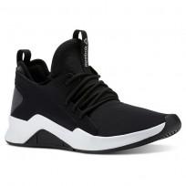 reebok guresu 2.0 παπούτσια στούντιο γυναικεια μαυρα/ασπρα (121yqslo)