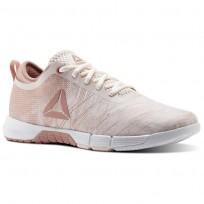 Chaussure De Sport Reebok Speed Femme Rose/Rose/Blanche/Argent (125SWDIP)