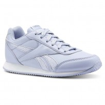 Chaussure Reebok Royal Classic Jogger Fille Blanche (126AMKZD)