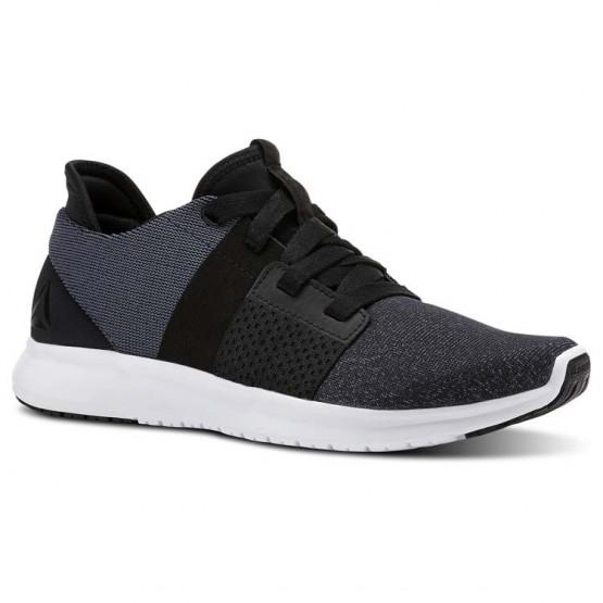 reebok trilux run παπουτσια για τρεξιμο γυναικεια μαυρα/γκρι/ασπρα/γκρι (130fpkmi)
