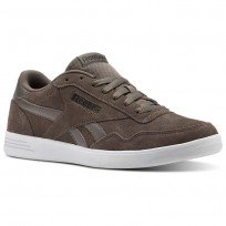 Reebok Royal Techque Shoes Mens Brown/Smoky Taupe/Urban Grey/White (133RXKYW)