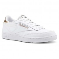 Chaussure Reebok Club C Fille Blanche (141AOLZY)