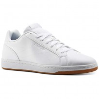 Reebok Royal Complete Shoes Mens White/White/Gum (159ICTBP)