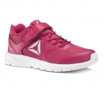 Buty Do Biegania Reebok Rush Runner Dziewczynka Różowe/Głęboka Różowe (179VSZHX)