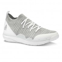Chaussures de Travail Reebok Ultra Circuit TR ULTK LM Femme Grise/Grise/Blanche (197LXIWN)