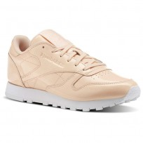 Chaussure Reebok Classic Leather Femme Rose/Blanche (222PSOCT)