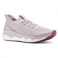 Chaussure Running Reebok Floatride RS ULTK Femme Rose Clair (234FKWGJ)