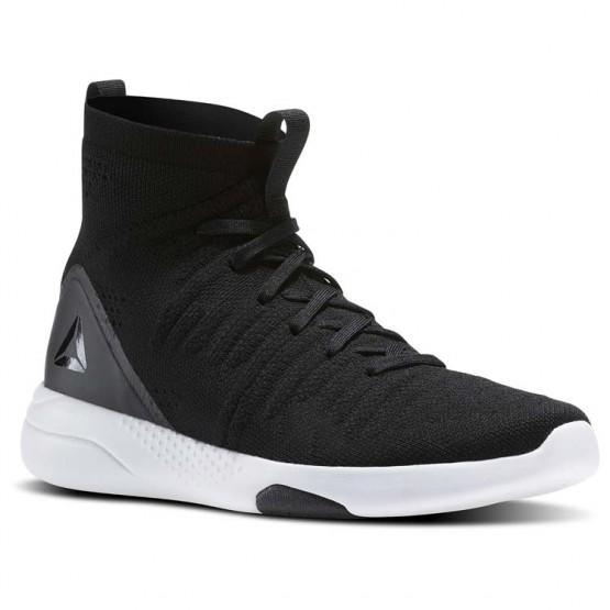 Reebok Hayasu Studio Shoes Womens Black/White (235AQBCP)
