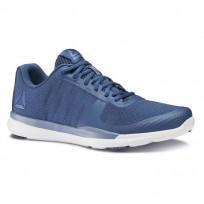 Chaussure De Sport Reebok Sprint TR Homme Bleu/Bleu/Blanche (239GDZSY)
