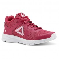 Reebok Rush Runner Running Shoes Girls Rugged Rose/Light Pink (246FLSPK)
