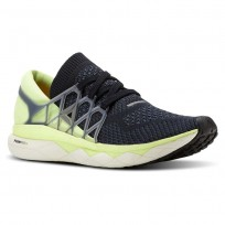 Reebok Floatride Run Running Shoes Mens Night Navy/Smoky Indigo/Smoky Indigo (257DMFNK)