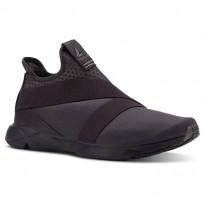 reebok supreme strap παπουτσια για τρεξιμο ανδρικα γκρι (273fxrqd)