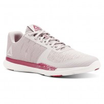 Reebok Sprint TR Training Shoes Womens Lavender Luck/Twisted Berry/Wht/Twisted Pink (285DLJKC)