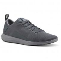 Reebok Astroride Walking Shoes Mens Alloy/Tin Grey (285KTOZD)