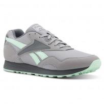 Reebok Rapide MU Shoes For Men Grey/Green (291VTLPK)