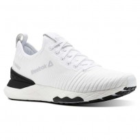 Chaussure Casual Reebok Floatride 6000 Homme Blanche/Noir/Blanche (293TIQDP)