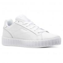 Reebok Royal Shoes Womens White/White (301DCPYT)