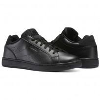reebok royal complete παπουτσια ανδρικα μαυρα/μαυρα (334aiufn)