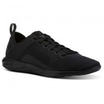 Reebok Astroride Walking Shoes Mens Black/Ash Grey (336SRLCK)