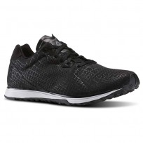 Reebok Eve TR Training Shoes Womens Black/White (336ZUYIX)