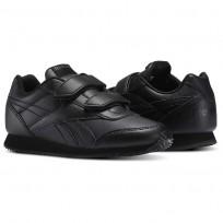 Chaussure Reebok Royal Classic Jogger Enfant Noir (340GAWFI)