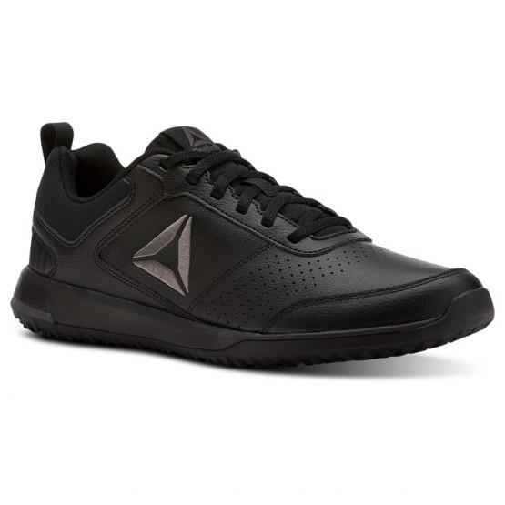Chaussure De Sport Reebok CXT Homme Noir/Grise/Argent (348KBGWU)