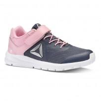 Buty Do Biegania Reebok Rush Runner Dziewczynka Granatowe/Głęboka Różowe (350TZHFV)