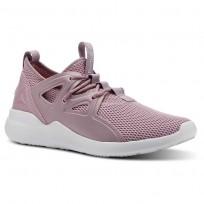 reebok cardio motion παπούτσια στούντιο γυναικεια ροζ (352clxiw)