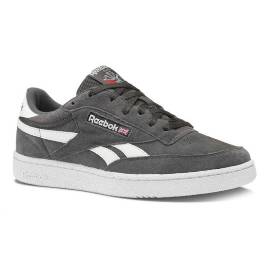 Reebok Revenge Plus Shoes Mens Estl- Coal/White (376SGNXU)
