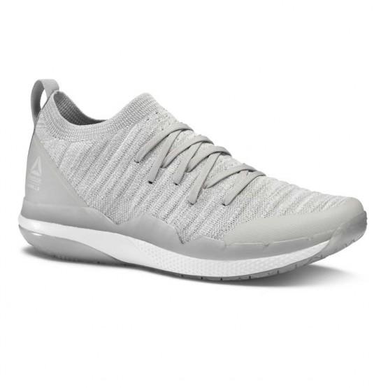 Reebok Ultra Circuit TR ULTK LM Studio Shoes Mens Skull Grey/Powder Grey/White (387SPJND)