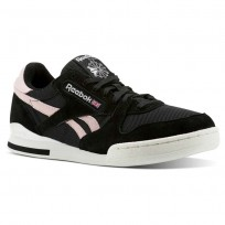 Chaussure Reebok Phase 1 Pro Homme Noir/Rose (401OQZDY)