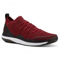 Reebok Ultra Circuit TR ULTK LM Studio Shoes Mens Cranberry Red/Rustic Wine/Black/White (402WIULD)