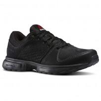 Reebok Sporterra VI Walking Shoes Womens Black (412YKASZ)