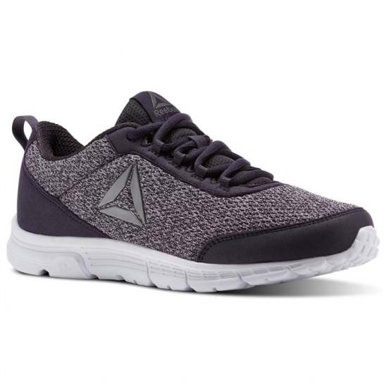 Reebok Speedlux 3.0 Shoes Womens Smoky Volcano/Moonglow/White (416FXZRW)
