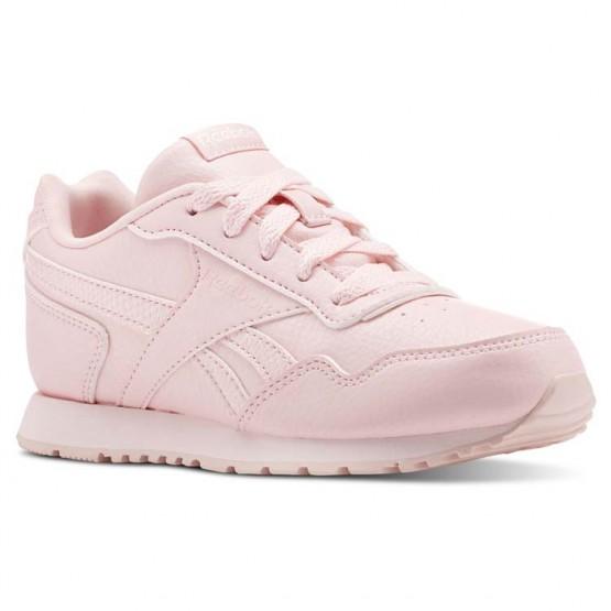 Reebok Royal Glide Shoes Girls Cb-Practical Pink (417SJEHQ)