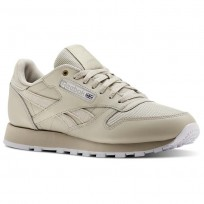 Chaussure Reebok Classic Leather Homme Blanche (434EPYBO)