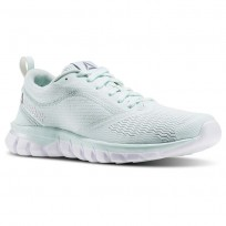 Reebok Sublite Authentic 4.0 Running Shoes Womens Mist/White (441APWDL)