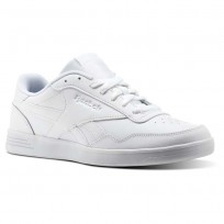Chaussure Reebok Royal Techque Homme Blanche/Blanche (456DWNXP)