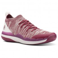Reebok Ultra Circuit TR ULTK LM Studio Shoes Womens Twisted Berry/White (460DARBJ)
