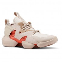 Reebok 3D OP. Shoes Mens Bare Beige/Bare Brown/Digital Pink (461BHKIA)