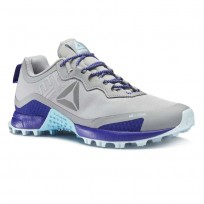 Reebok All Terrain Running Shoes Womens Cool Shdw/Blue Move/Drmy Blue/Dgtl Blue/Shark (466BDNIP)