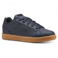 Reebok Royal Complete Shoes Boys Outdoor-Collegiate Navy/Graphite/Dark Gum (473CGOYX)