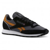 Chaussure Reebok Classic 83 Homme Noir/Grise/Blanche (480ZGWNA)