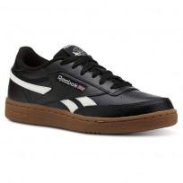 Reebok Revenge Shoes Boys Trc-Black/Chalk/Gum (493MCVTF)