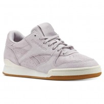 Reebok Phase 1 Pro Shoes Womens Exotics-Lavender Luck/Chalk/Pale Pink/Gum (503ZAPIQ)