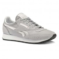 Reebok Classic 83 Shoes Mens Cool Shadow/White/Pure Silver/Black (504RCTAI)